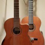 Antonio Picado Model 53/t64 and Cordoba classicals