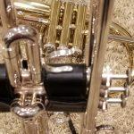Bb trumpet + flugelhorn